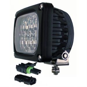 LED Flood Light for Tractors, 3200 Lumens HT8302097