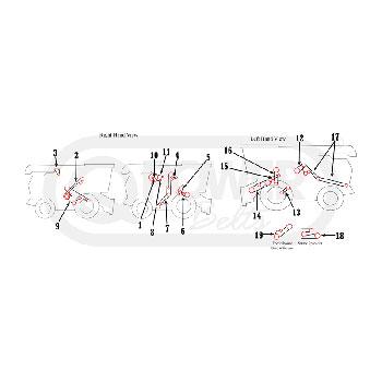 john deere combine wiring diagrams john deere 9400  9500  9500sh  9501  9600 combine belts  9500  9500sh  9501  9600 combine belts