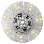 "John Deere 2040, 2150, 2155, 2255, 2350, 2355 Clutch Disc (reman) (12.625"", 5 pad)"