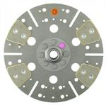 John Deere 830, 1020, 1520, 1530, 2020, 2030, 2040, 2150, 2155, 2240, 2255, 2350, 2355 Clutch Disc (reman) (11