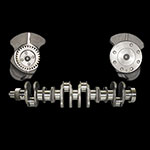 John Deere 6.8 PowerTech Crankshaft