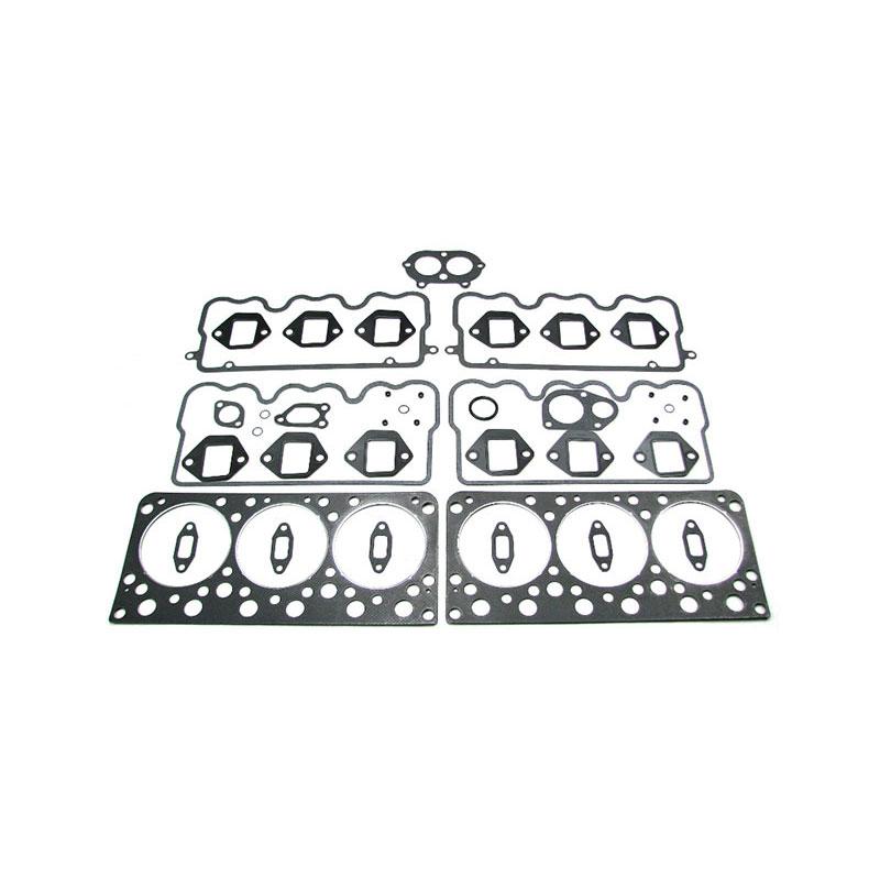 Water Manifold to Cylinder Head Gasket Allis Chalmers 70233218