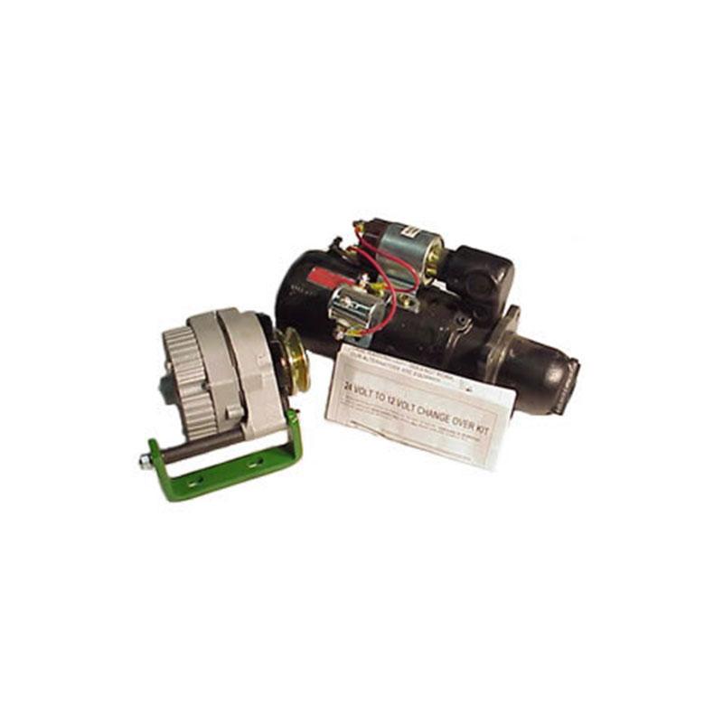 John Deere Starter Conversion Kit 12v5010k