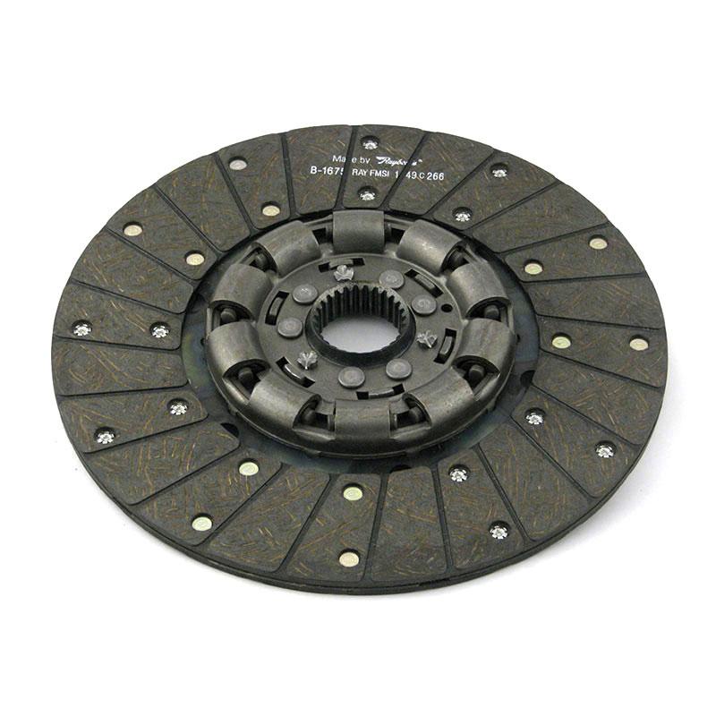 Massey Ferguson 1100, 1130 Clutch Disc (reman) (12
