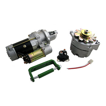 John Deere Starter Conversion Kit (12V3010GR)