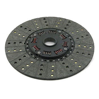 "Oliver 1850 Clutch Disc (reman) (gas to s/n 198,394, 13"", fiber)"