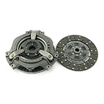 International B275, B414, B434, 354, 364, 384, 424, 444, 2424, 2444, 3444 Clutch Set (11