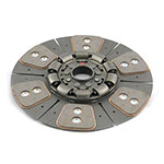 Oliver 1750, 1755 Clutch Disc (reman) (with 12