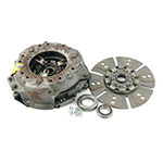 White 160, 170, 2-180, 4-180, 185, 195, 4-210, 4-225, 6124 Clutch Kit (reman) (13
