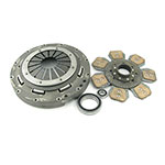 Deutz 7120 Clutch Pack (with single stage, 34 spline clutch disc, 13.75