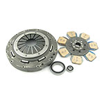 Deutz 7120 Clutch Pack (with single stage, 22 spline clutch disc, 13.75