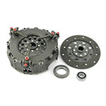 Deutz D4006, D4007, D4506 Clutch Pack (9.0