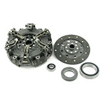 Deutz D3607, D4006, D4007, D4506 Clutch Pack (with 6 lever, 9.0