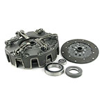 Deutz D4507 Clutch Pack (late, 6 lever, 11