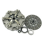 Hesston 466, 566, 580, 640, 666, 680, 766, 780, 55-46, 55-66, 60-66, 60-90 Clutch Pack (with 12 bolt flywheel, 11