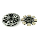 International 384, 385, 395, 454, 464, 484, 485, 495, 574, 584, 585, 595, 674, 684, 685, 784 Clutch Set (11