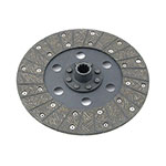 Ford 2000, 2100, 2110, 2310, 3000, 3100, 3300, 3310, 3330 Clutch Disc (10/'69-'75, with 11
