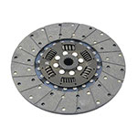 Ford 2000, 2100, 2110, 2310, 3000, 3100, 3300, 3310, 3330 Clutch Disc (65-9/'69, with 11