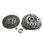 Ford 2120 Clutch Kit (reman) (with single, 10.375