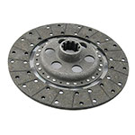 David Brown 1190, 1194, 1210 late, 1294 late, 1394, 1410, 1412, 1490, 1494 Clutch Disc (reman) (with 12