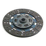 Ford 2000, 4000 Clutch Disc (62-'64, with 10