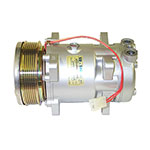 Ford New Holland AC Compressor F0NN19D629AA, F0NN19D629AB