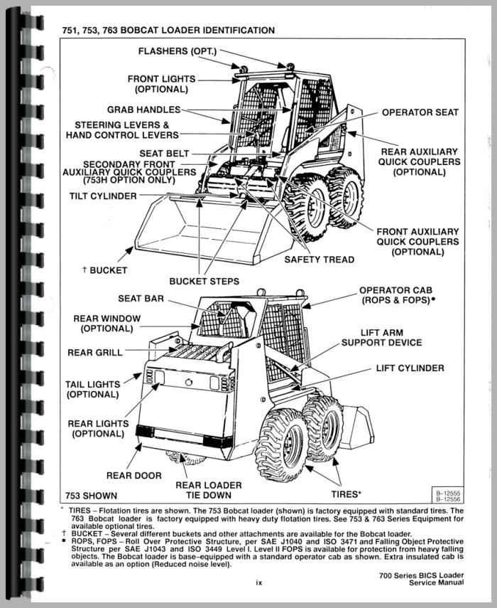 Free bobcat Manual 773
