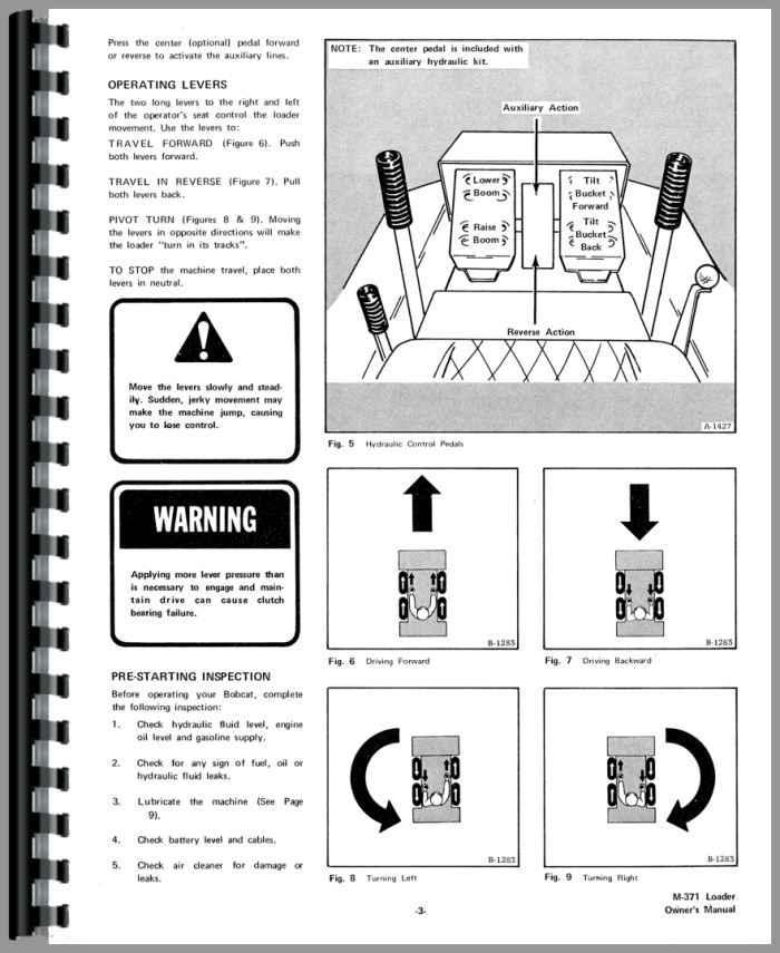 Bobcat Mower manuals