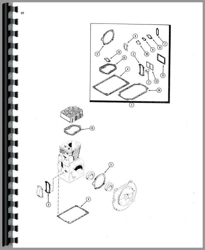 Case 220 Garden Tractor Parts