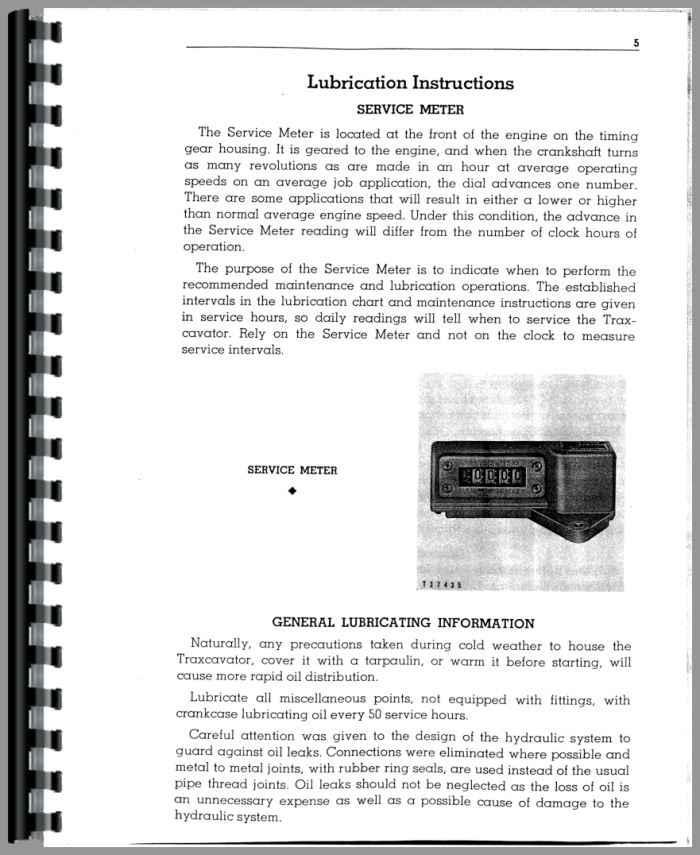 Cat 980c Loaders Operators Manual