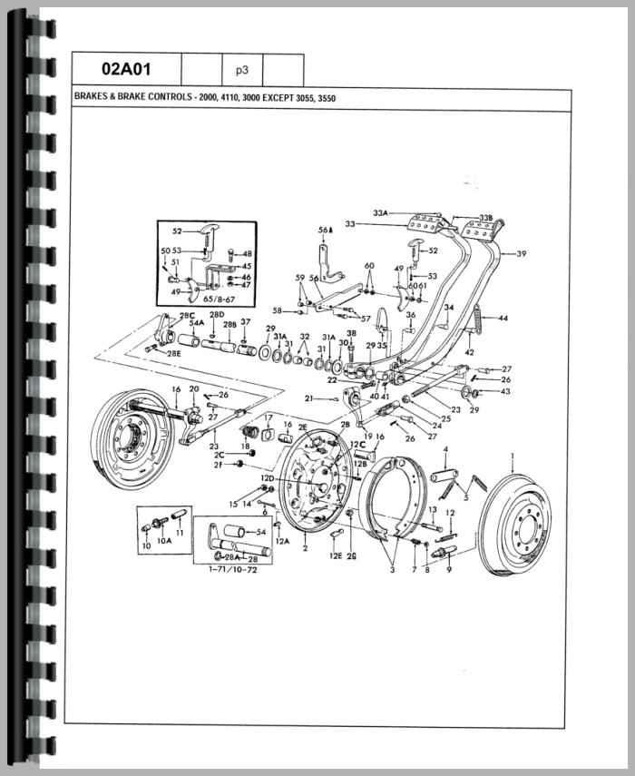 Ford 3000 manual