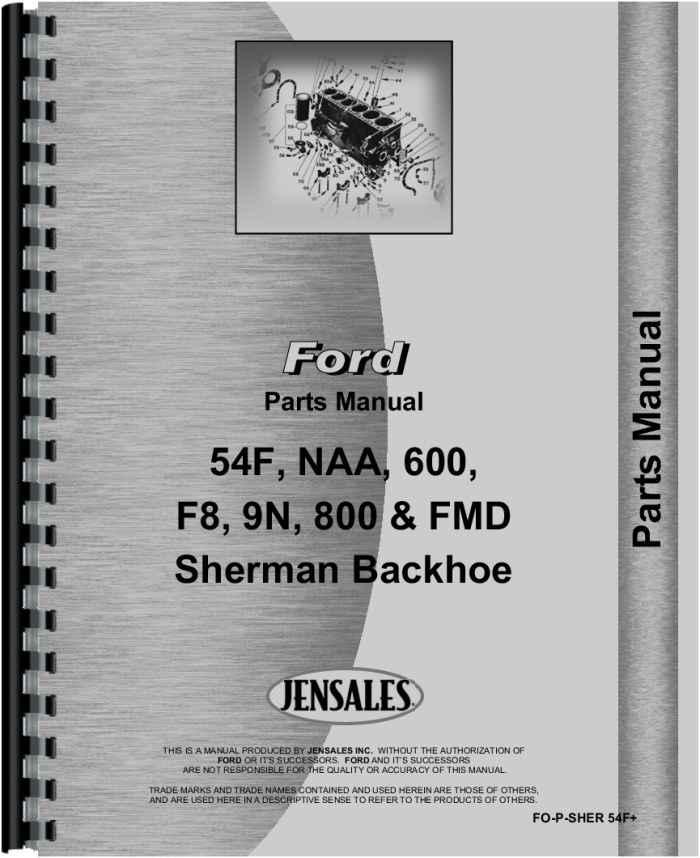 long 460 parts manual