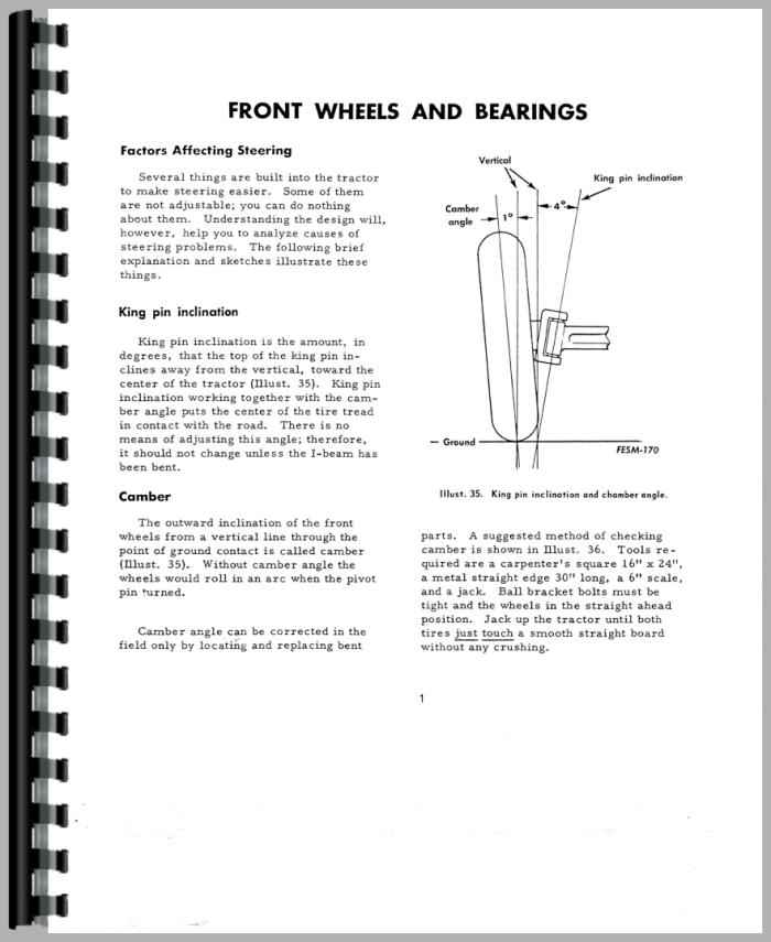 International Harvester 3444 manual on