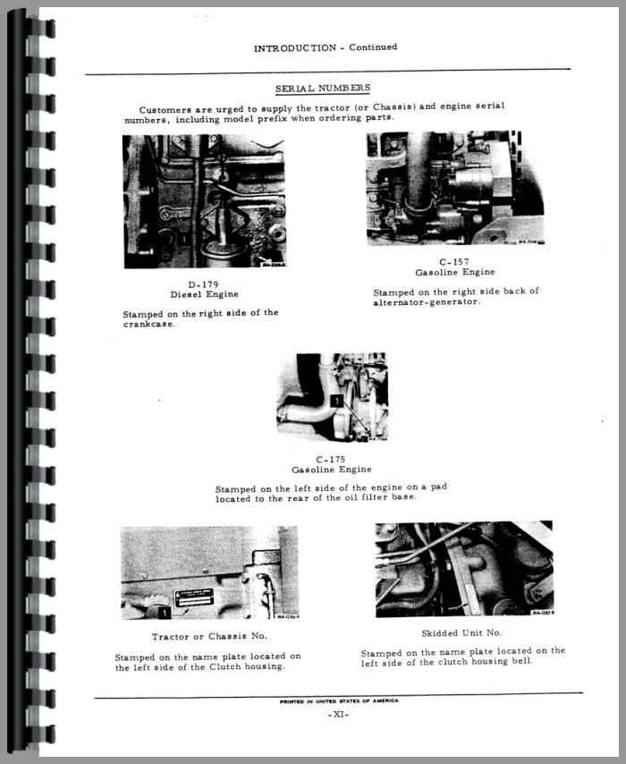 Owner manual For international 584