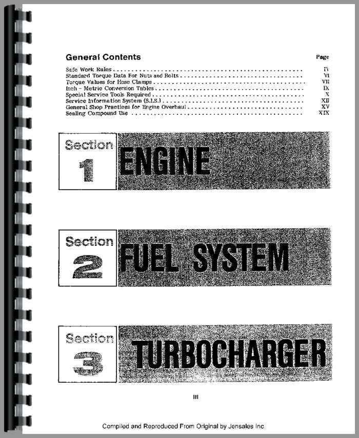 2007 International Dt466 Service Manual