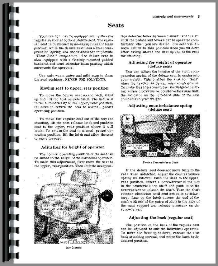 John Deere 4010 Operators Manual