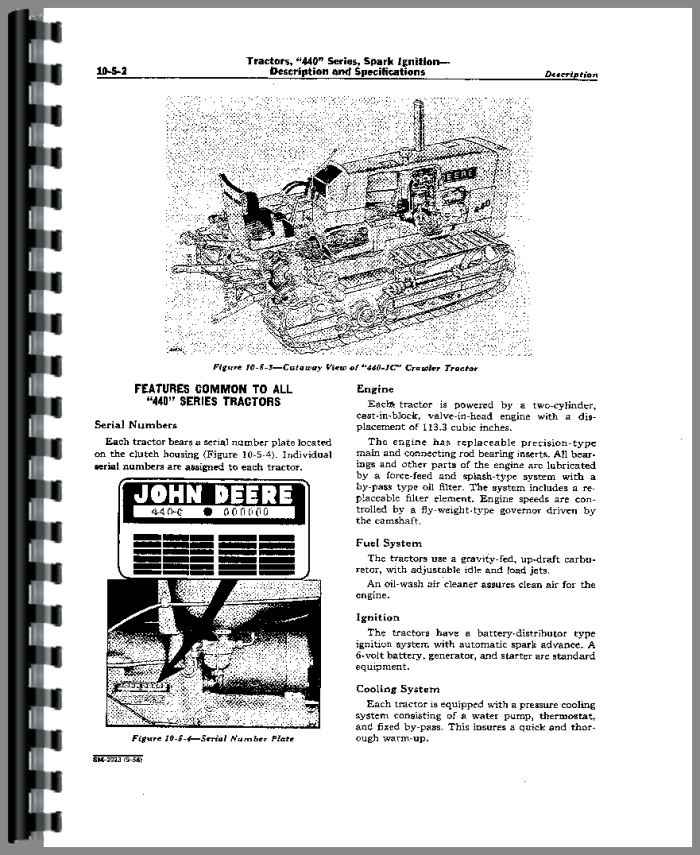 Johndeere 350 dozer Repair manual