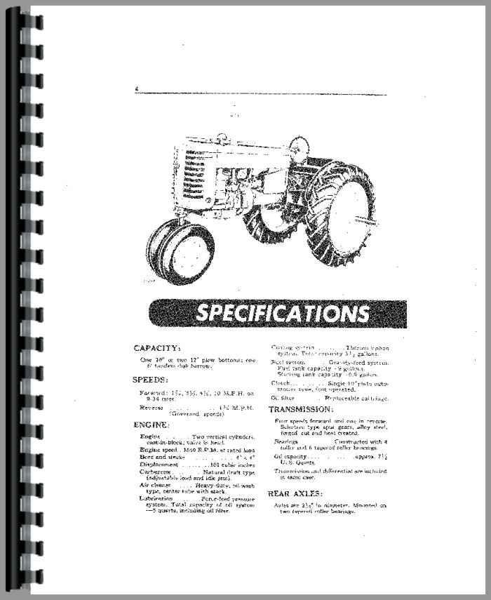 John Deere Mt Parts Manual