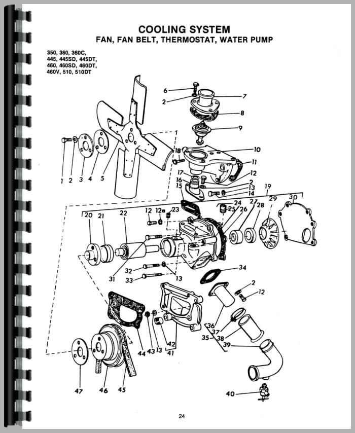 long 350 tractor repair manual leyland Long Tractor Repair Manual