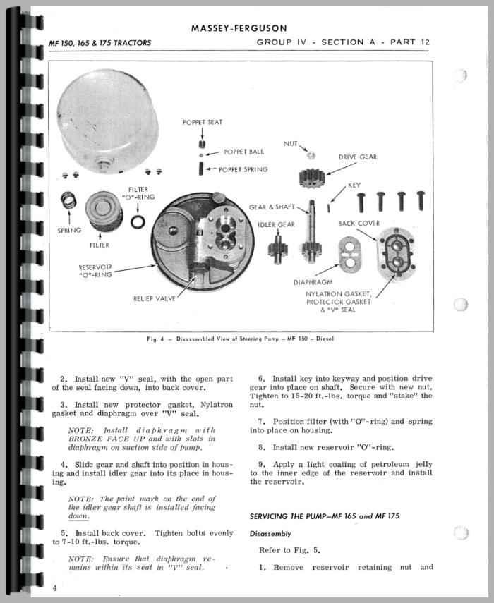Mf 178 Repair Manual