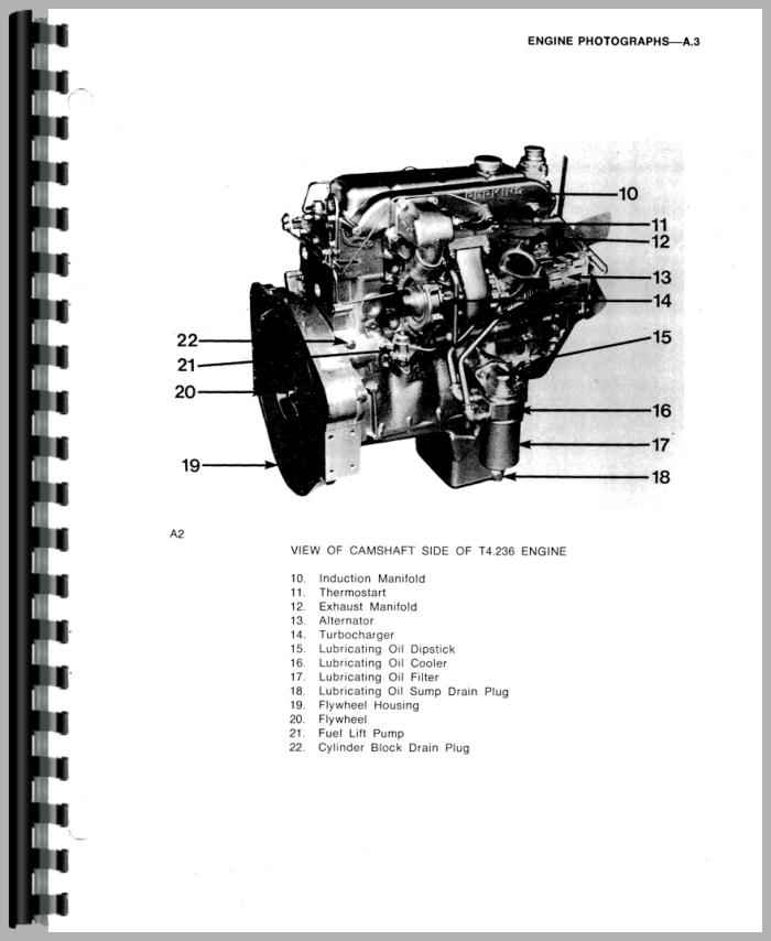 Perkins 2500 manual