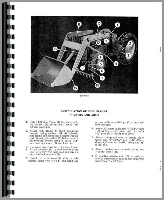 Ferguson Tea 20 owners Manual