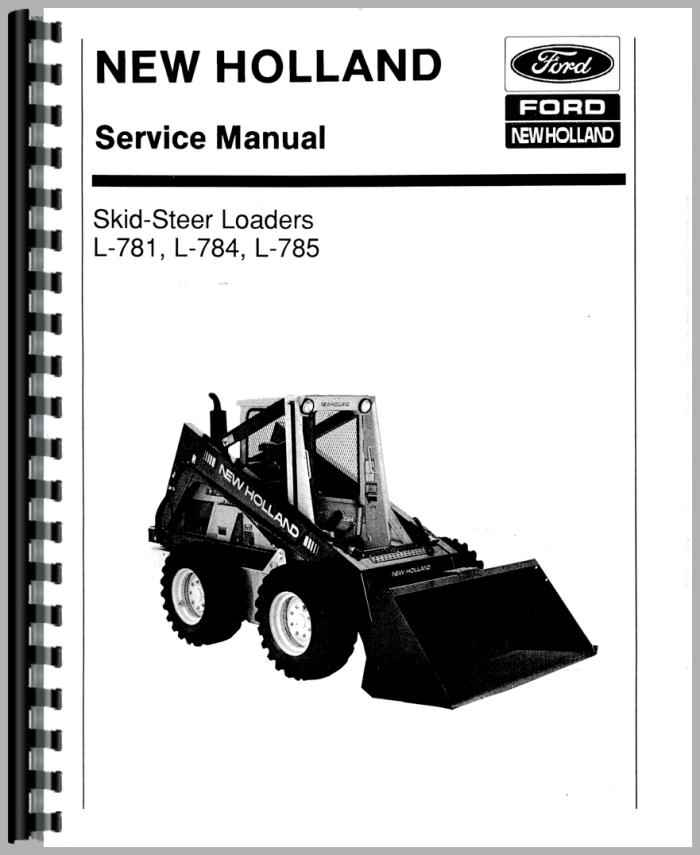 New holland L220 owners Manual