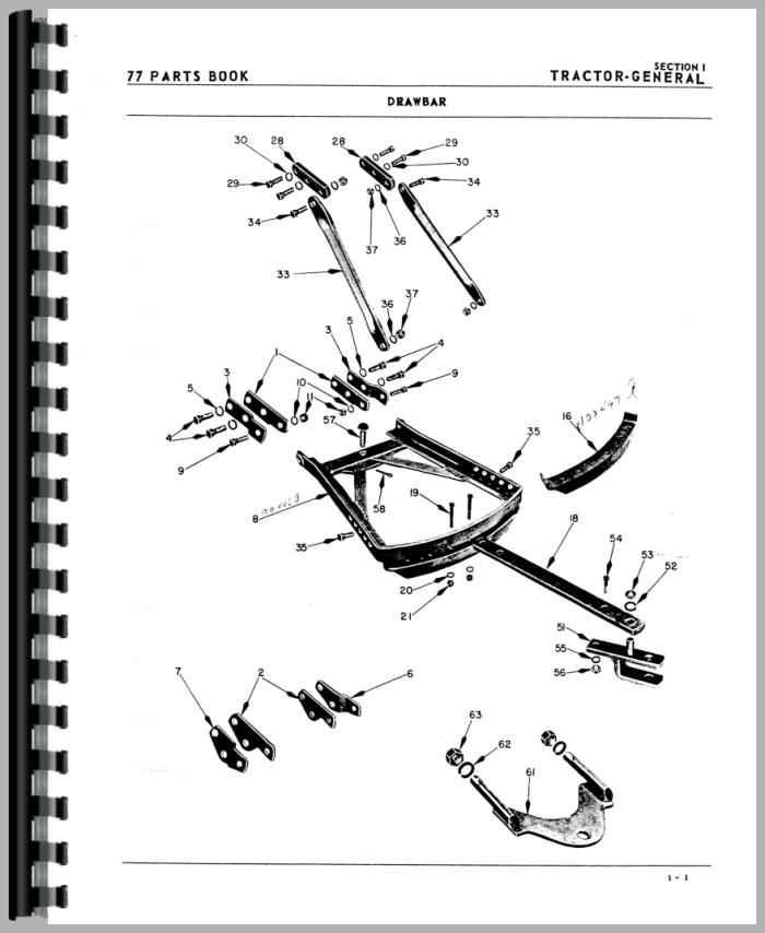 1650 Oliver manual free Download on