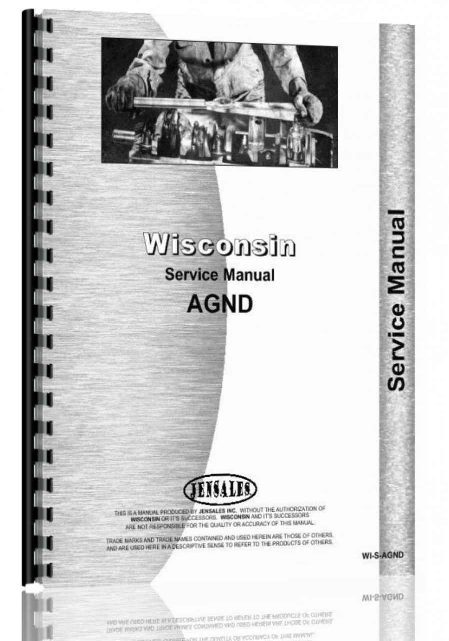 Wisonsin agnd manual