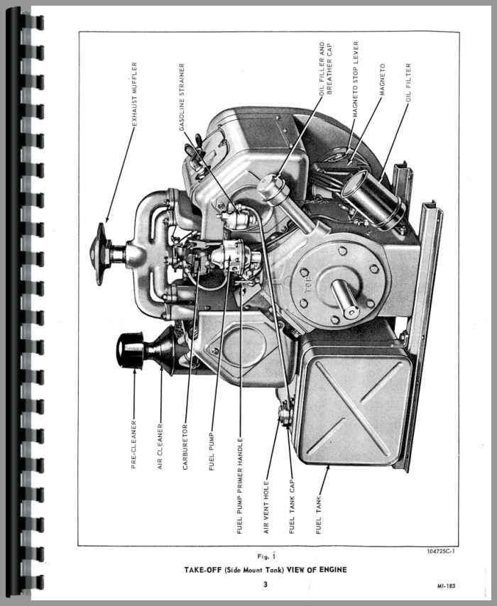 Wisconsin W1770 repair manual