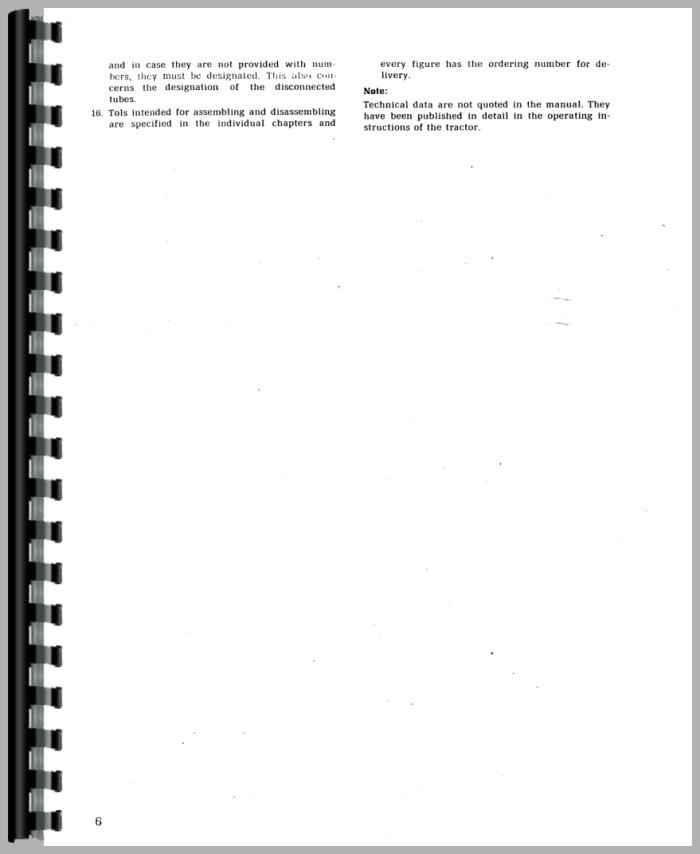 zetor tractor parts manual