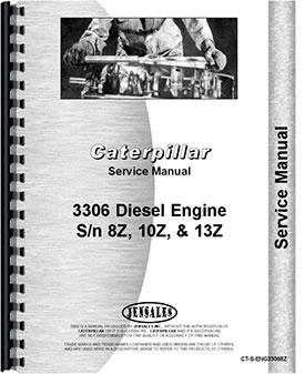 Caterpillar d6c Manual