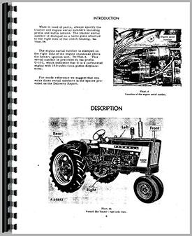 504 international Tractor manual