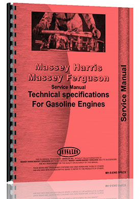Massey Harris All Briggs & Stratton Service Manual